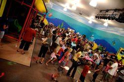 Kidfest Ocean Room